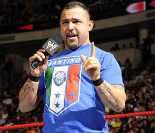 """I hama Santino Marella anda I hama the best thing in ALL of pro wrestling!"""